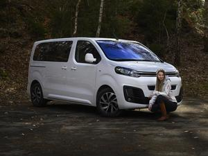 Test Citroën SpaceTourer Feel M