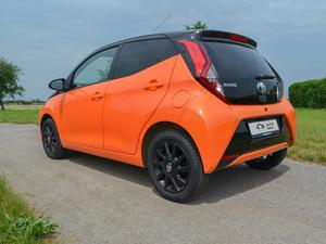 Test: Toyota AYGO Selection x-cite