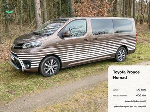 Toyota Proace Verso - recenze