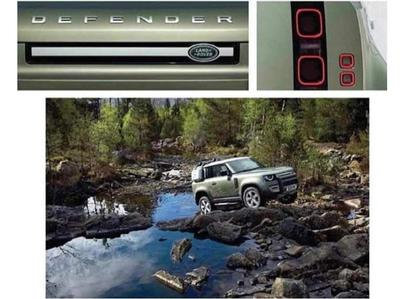 Land Rover Defender odhalen