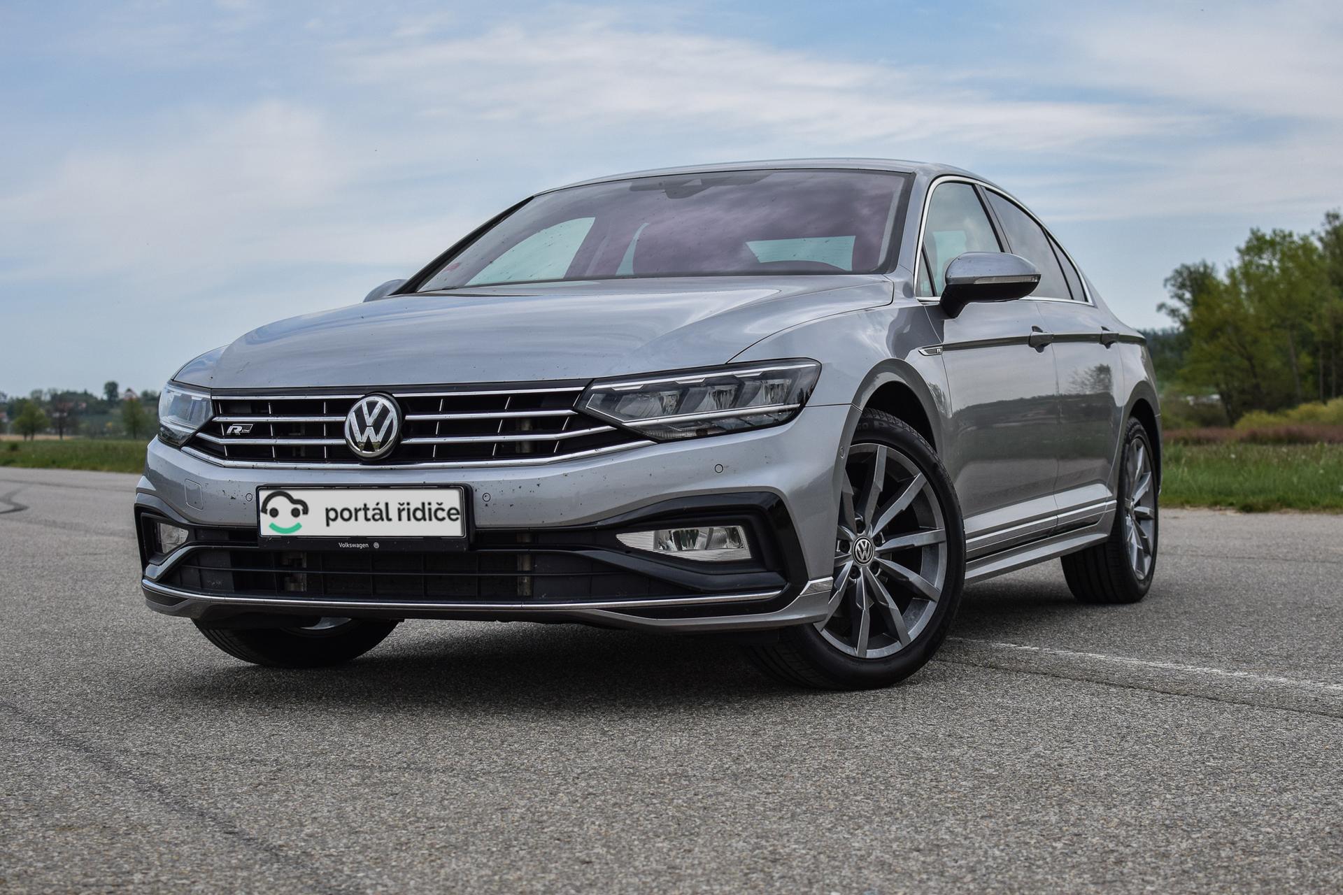 Volkswagen Passat jako nejlepší vůz na každodenní ježdění