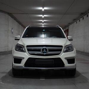 Mercedes-Benz GL SUV 350d brabus chip automat